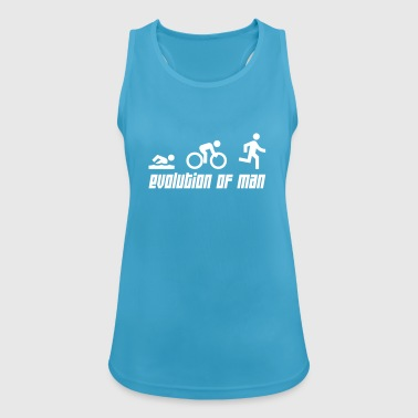 Triathlon Evolution - Frauen Tank Top atmungsaktiv