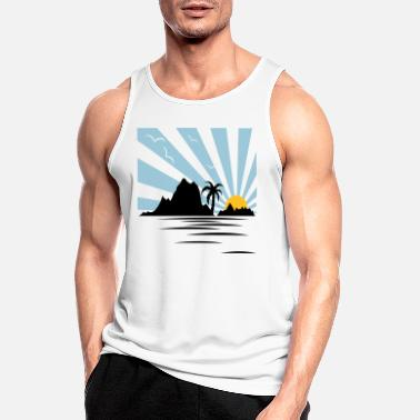 Hawaii HAWAII - Mannen sport tank top