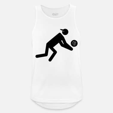 Volley volley - Men's Sport Tank Top