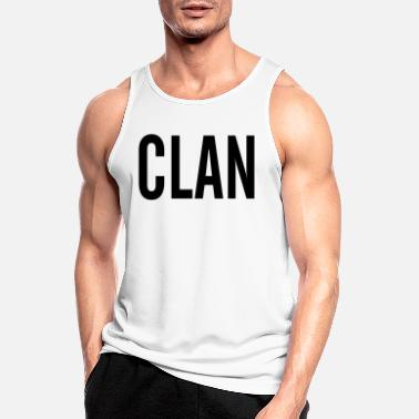 Clan clan - Sportsinglet for menn
