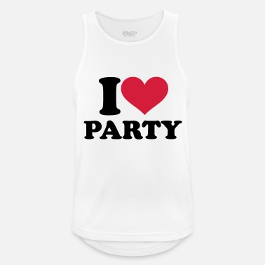 Party Party - Sports tanktop mænd