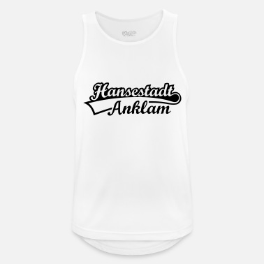 Hanseatic City Hanseatic City of Anklam. City - Men's Sport Tank Top