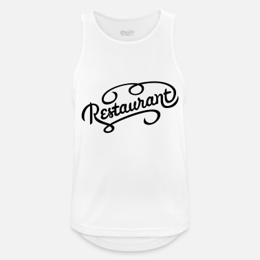 Restaurant restaurant - Men's Sport Tank Top