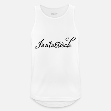January Fantastic - Men's Sport Tank Top