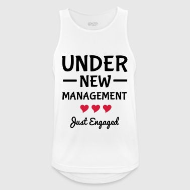 Engaged - Men's Breathable Tank Top