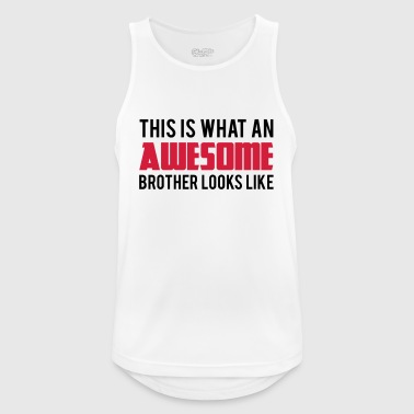 Brother - Men's Breathable Tank Top