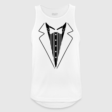 Suit - Men's Breathable Tank Top