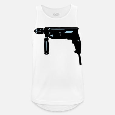 Drill Drill - Men's Sport Tank Top