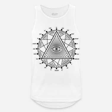 The Secret The Secrets of The Klinkers - Men's Sport Tank Top