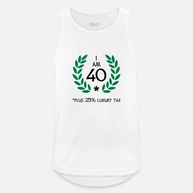 50 - 40 plus tax - Men's Sport Tank Top