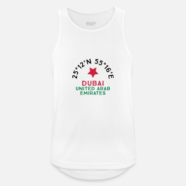Dubai Dubai - Men's Sport Tank Top