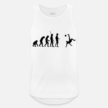 Bicycle Kick Evolution bicycle kick - Men's Sport Tank Top