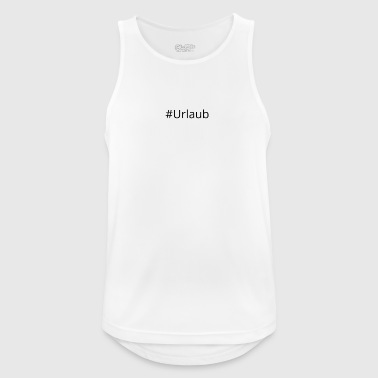 Vacation #Vacation - Men's Breathable Tank Top