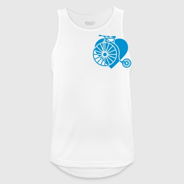 Biker biker - Men's Breathable Tank Top