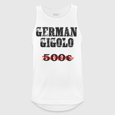 Men's T-Shirt Gigolo by doodo - Men's Breathable Tank Top