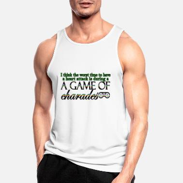 Charade Game of Charades 53 G - Men's Sport Tank Top