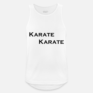 Karate karate karate - Men's Breathable Tank Top