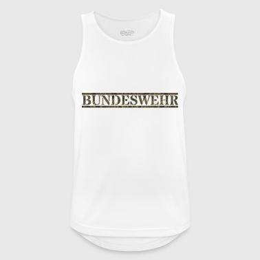Bundeswehr Bundeswehr Flecktarn - Men's Breathable Tank Top