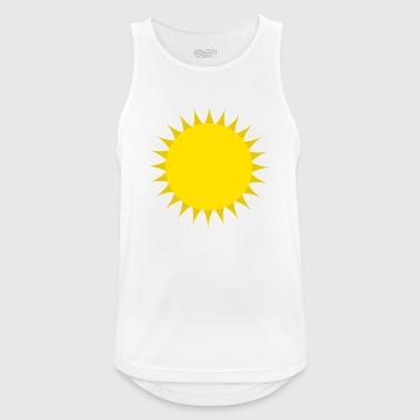 Sun Sun - Men's Breathable Tank Top