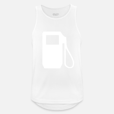 Gas Station Pump Gas Station - Men's Sport Tank Top