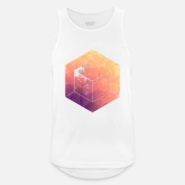 Cube Cube 3 - Men's Breathable Tank Top
