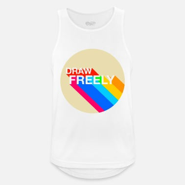 Painting To paint - Men's Breathable Tank Top