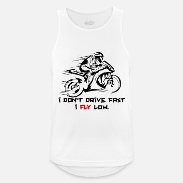Motorcycle Motorcycle Motorcycle Racing Sport Motorcycle - Men's Breathable Tank Top