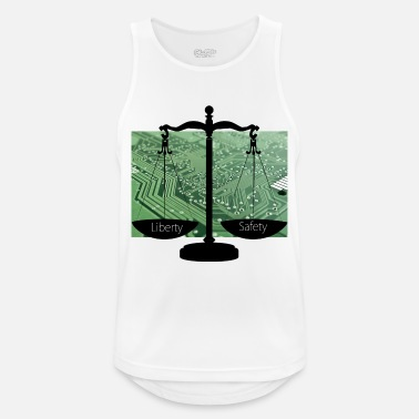 Scale1 - Sports tanktop mænd