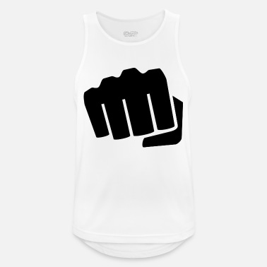 Fist fist - Men's Breathable Tank Top