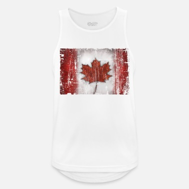 Canada Canada - Men's Breathable Tank Top
