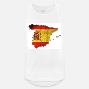 Spain Spain - Men's Breathable Tank Top