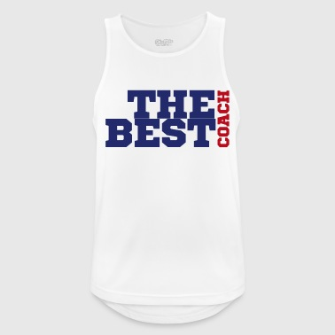 Coach Coach / Coach: The Best Coach - Men's Breathable Tank Top