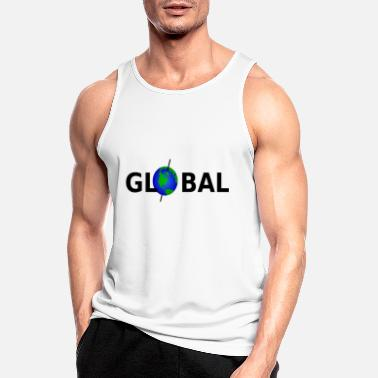 Globalization Global - Men's Sport Tank Top