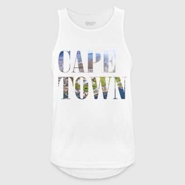 Cape Town - Men's Breathable Tank Top