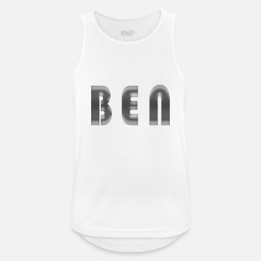 Birth Name Ben Name First Name Cool Gift Idea Birth Fun - Men's Breathable Tank Top