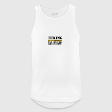 tuning - Men's Breathable Tank Top