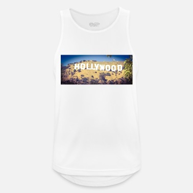 Hollywood Hollywood - Männer Sport Tanktop