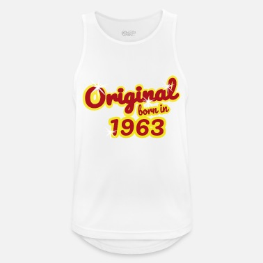 1963 1963 - Men's Breathable Tank Top