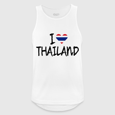 Thailand - Men's Breathable Tank Top