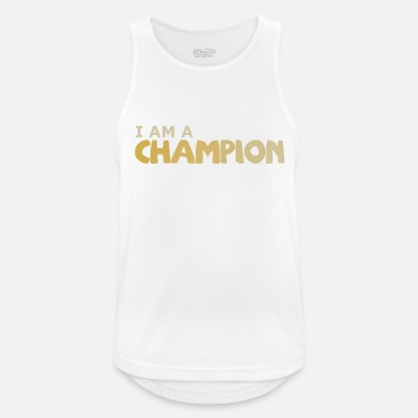Record Champion champion - Men's Breathable Tank Top