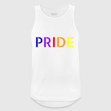 Homosexual Proud of homosexual gift idea - Men's Breathable Tank Top