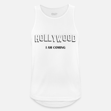Hollywood HOLLYWOOD - Mannen sport tank top