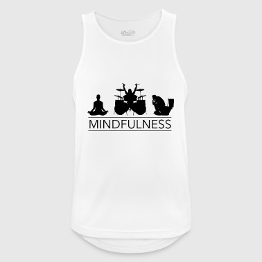 mindfulness - Men's Breathable Tank Top