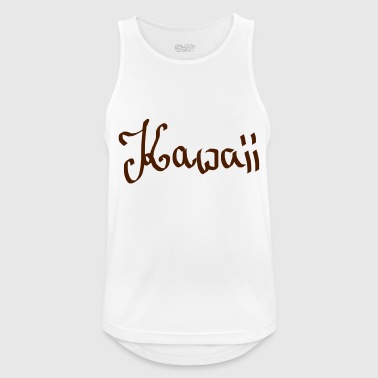 Kawaii kawaii - Pustende singlet for menn