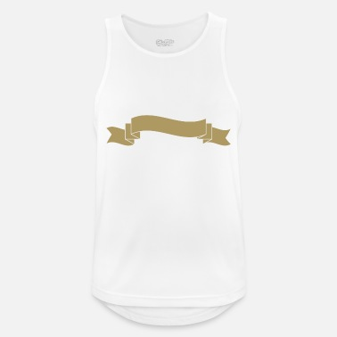 Band Badges · band · Banner - Mannen sport tank top