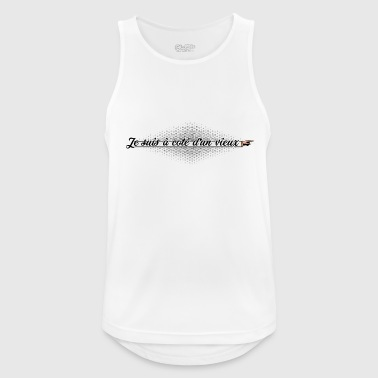 Old - Men's Breathable Tank Top