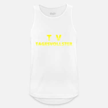 Tv TV - Men's Breathable Tank Top
