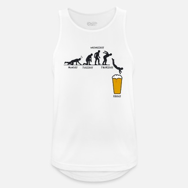 Week Beer week - Men's Breathable Tank Top