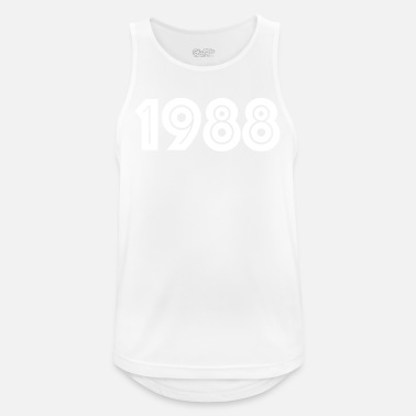 1988 1988 - Men's Breathable Tank Top