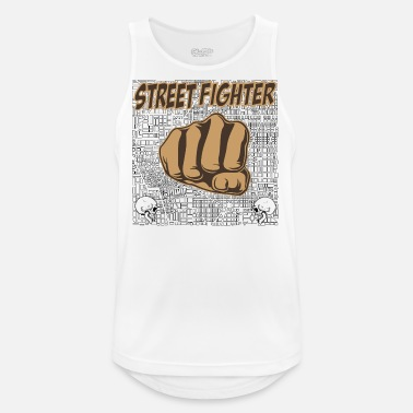 Street Fighter street fighters - Men's Breathable Tank Top